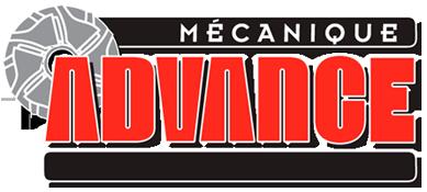Mécanique Advance Logo